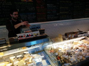 The St. James Cheese Company offers a fine selection, and creates the cheese plates for several excellent restaurants as well.
