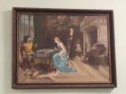 Art at the Dayton Chess Club
