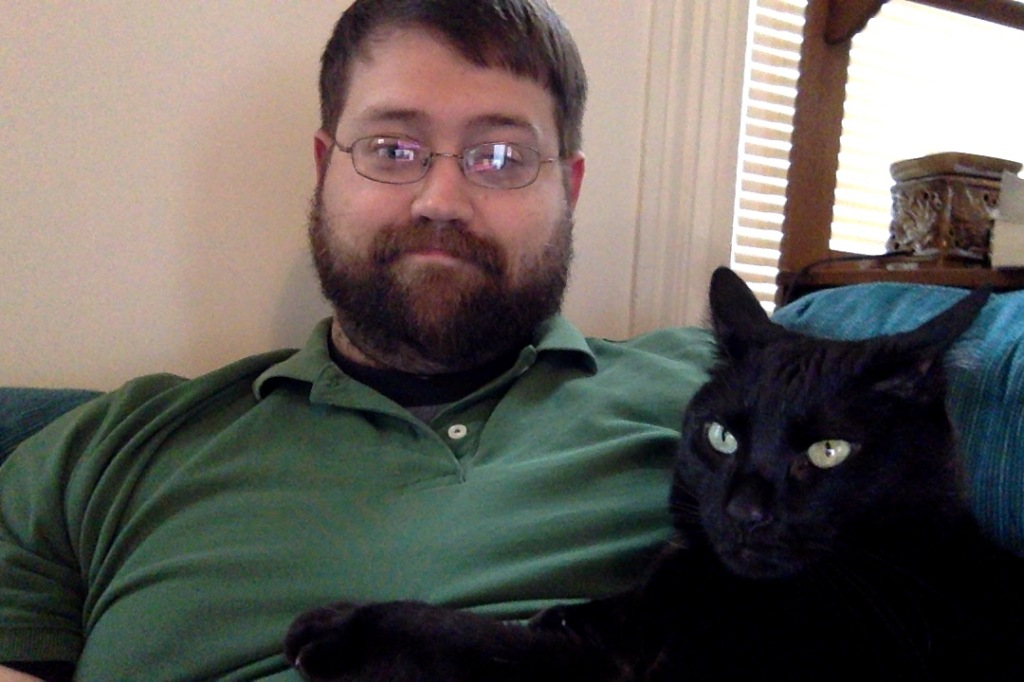 bagheera and me 2015-03-27