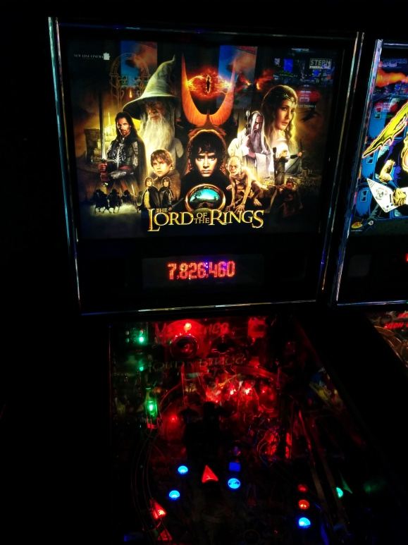 Lord of the Rings: The Best Pinball Machine Ever