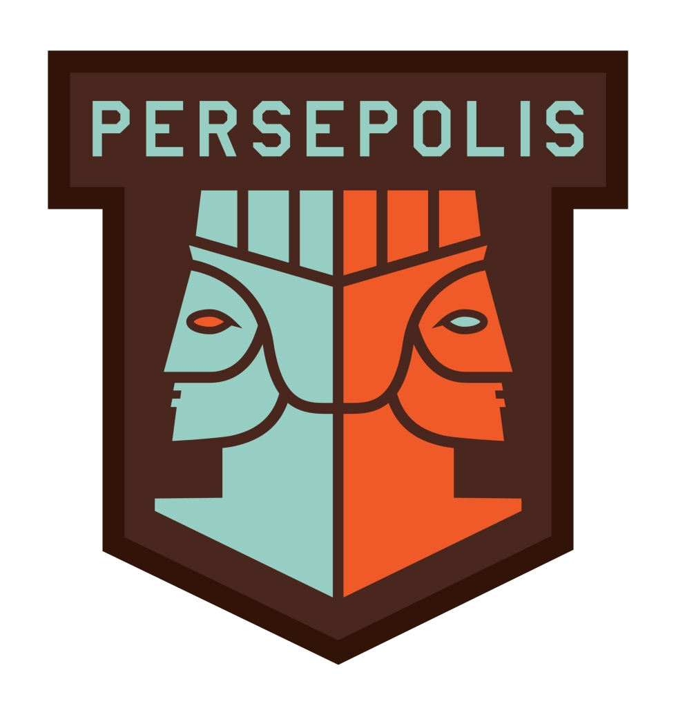 persepolis logo ingress