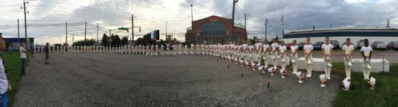 Photo: @TheCadets on Twitter