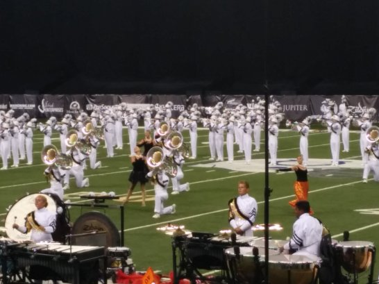 "Phantom Regiment ""City of Light"""