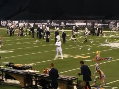 "Bluecoats ""Kinetic Noise"""