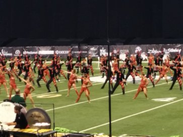 "Carolina Crown - ""Inferno"""
