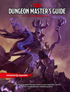 Dungeon Master's Guide for Dungeons & Dragons 5th Edition