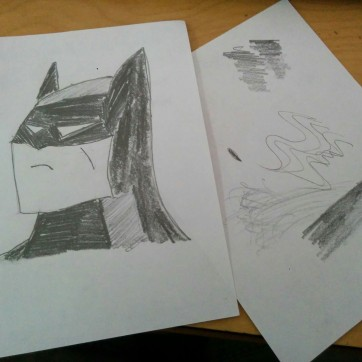 Batman (from Batman: The Animated Series)