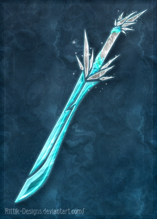ice sword rittik-designs