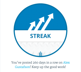wordpress-post-streak