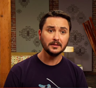 "Wil Wheaton asking, ""Do you not know how to read?"""